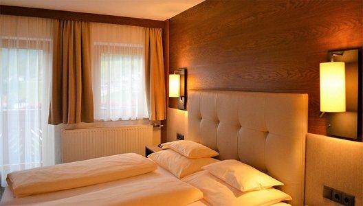 Zimmer in der Pension Klaus