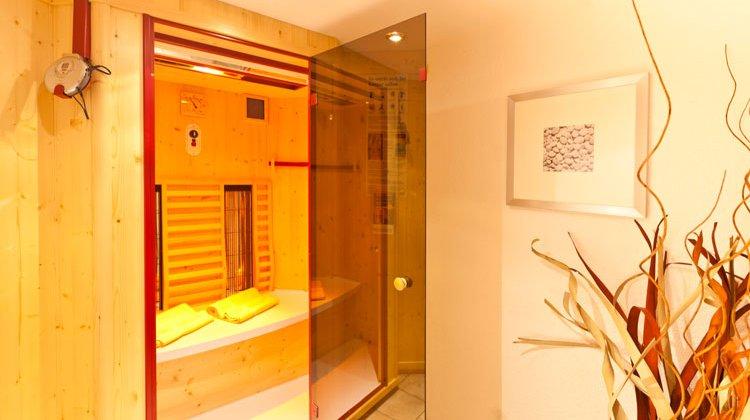 Saunabereich Entspannen & Geniessen