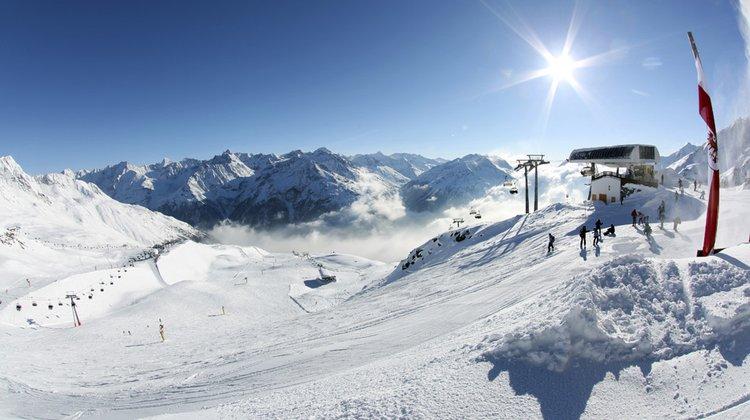 Skigebietsplan geöffnete Lifte & Pisten auf einem Blick